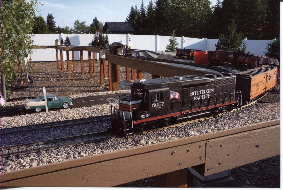 Garden Railroading Inland Northwest Garden Railroad Society Inc